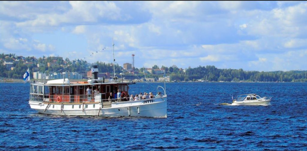 Tilausristeily Tampere, Miniristeily Tampere, One Hour Cruise Tampere